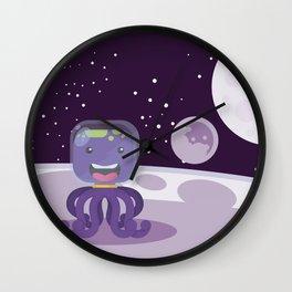 Prunus Wall Clock