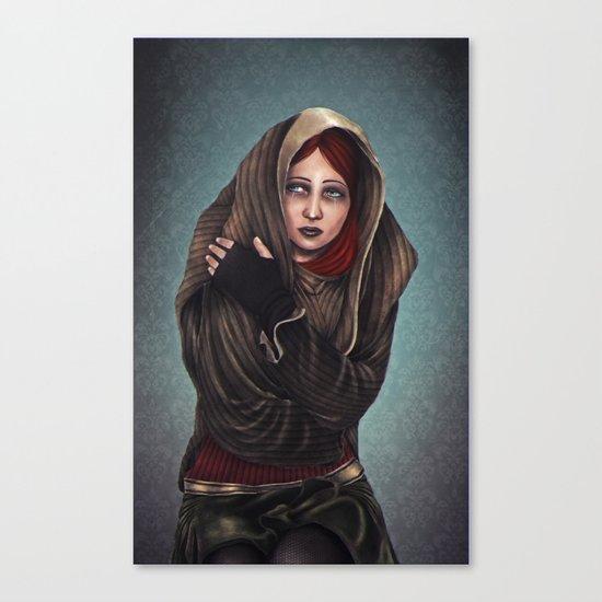 Abnegation Canvas Print