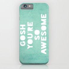 Gosh Slim Case iPhone 6s