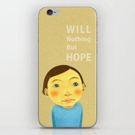 WILL iPhone Skin
