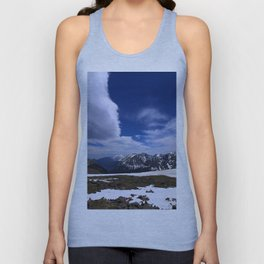 On Top Of The World Unisex Tank Top