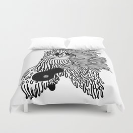 Blowin In The Wind Duvet Cover