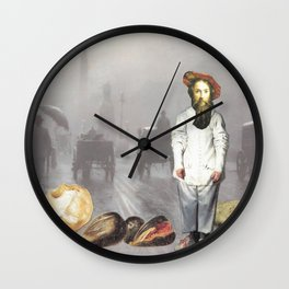 Gesundheit Wall Clock