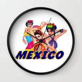 Mexico Wall Clock