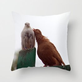 Love song 6529 Throw Pillow