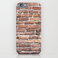 Brick Wall iPhone 6s Slim Case