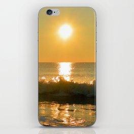 Shimmering Sunrise iPhone Skin
