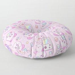 Kirby Gamer Floor Pillow