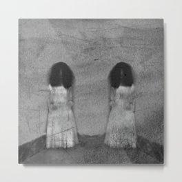 Two Sisters II Metal Print