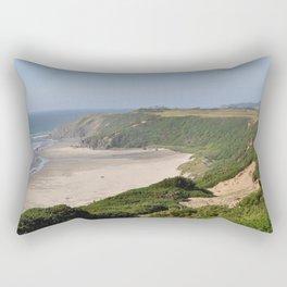 Old Mac Rectangular Pillow