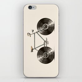 Velophone iPhone Skin