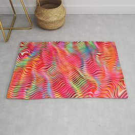 Abstract Pattern XXII Rug