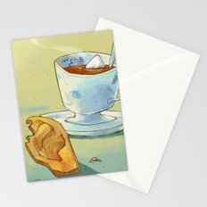 Perfect morning Stationery Cards