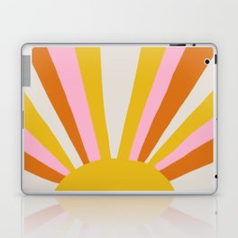 sunshine state of mind Laptop & iPad Skin