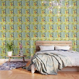 Cornish Banana Wallpaper