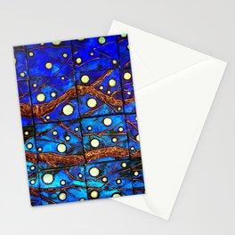 Sakura Starlight Stationery Cards