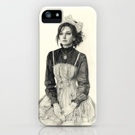 American Gothic Lolita iPhone Case