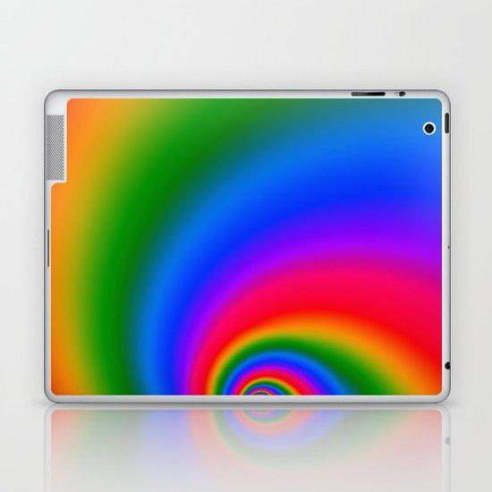 Magic Rainbow Laptop & iPad Skin
