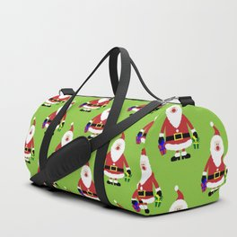 Christmas santa santa claus Duffle Bag