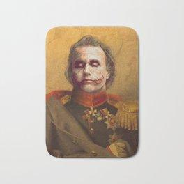 The Joker General Portrait | Fan Art (Personal Favorite) Bath Mat