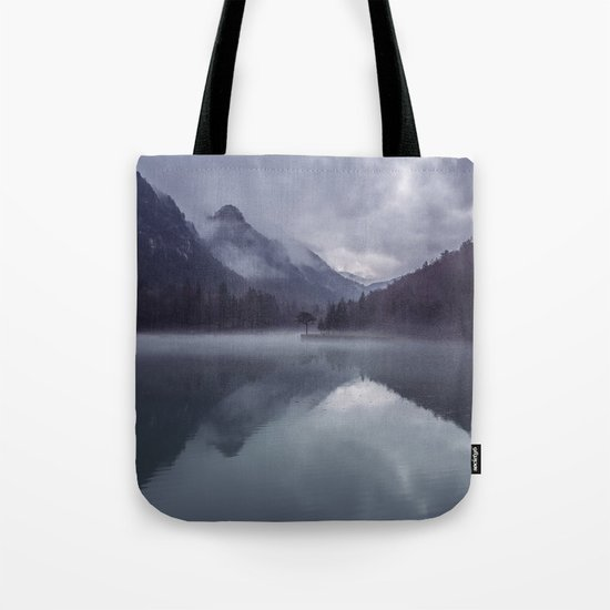 Wanderlust Forest on the Water Tote Bag