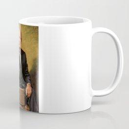 President Dwight Eisenhower Painting Coffee Mug