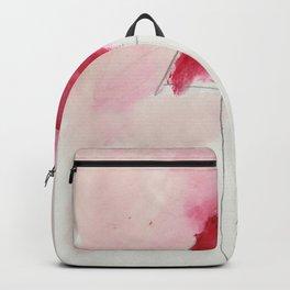 red lamp (for kari) Backpack