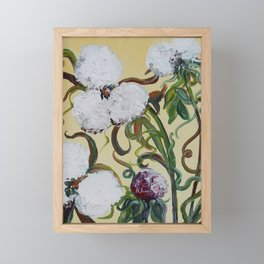Cotton Squared Framed Mini Art Print