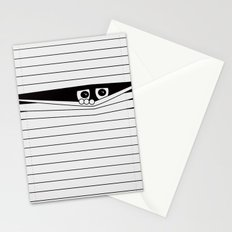 Watching. Stationery Cards