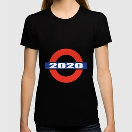London Underground 2020 T-shirt