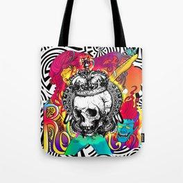 Rock'n King Tote Bag