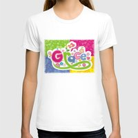 grace T-shirts featuring Grace  by biblebox