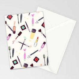 Let's Make-up! Stationery Cards