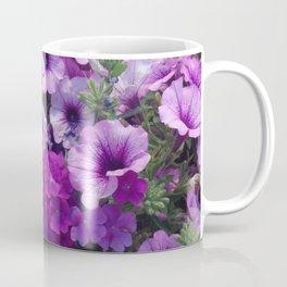 wonderful lilac flower mix Coffee Mug