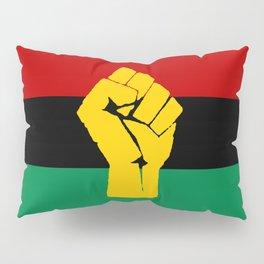Pan African Flag Pillow Sham