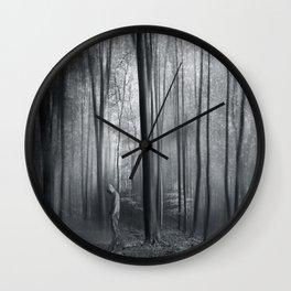 gridLock Wall Clock