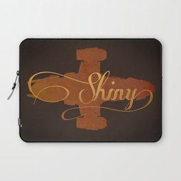 Shiny!  Laptop Sleeve