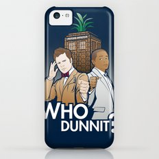 Who Dunnit? Slim Case iPhone 5c