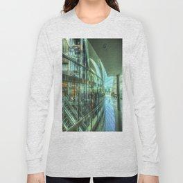 Dubai International Airport Long Sleeve T-shirt