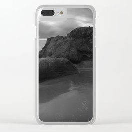 Much To Ponder Clear iPhone Case