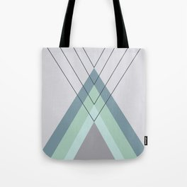 Iglu Mint Tote Bag