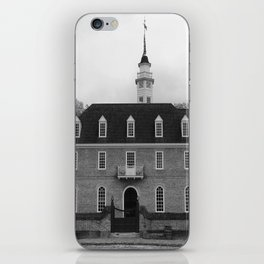 Colonial Williamsburg Capital iPhone Skin