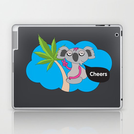Cheers mates Laptop & iPad Skin