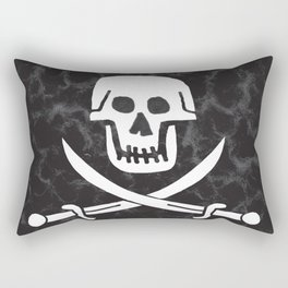 Embrace Your Inner Pirate Rectangular Pillow