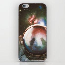 The Vulnerable Explorer iPhone Skin