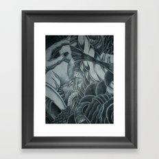 Women Of The Moon (Carnal Fantasy) Framed Art Print