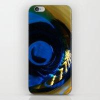 evil eye iPhone & iPod Skins featuring Evil Eye by Jim Marino