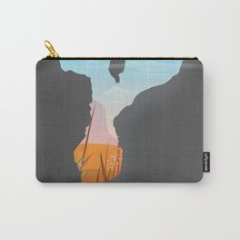 Mozambique Carry-All Pouch