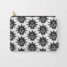 skull eyes Carry-All Pouch