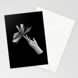 Touch the sky. Stationery Cards